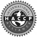 International HACCP Alliance Logo bw